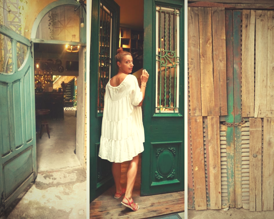 Behind the Doors of Ha Noi