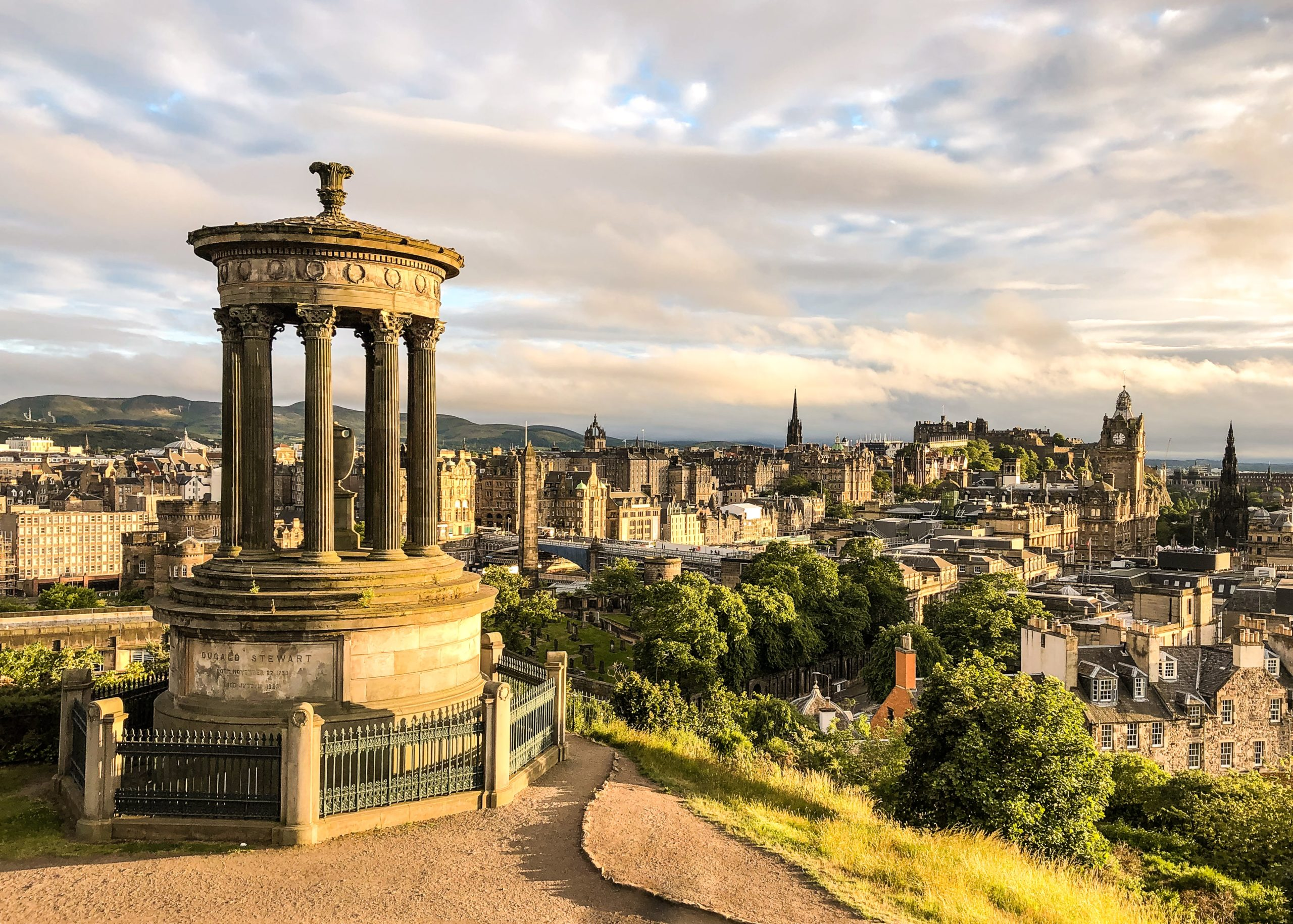 Edinburgh: The Intellectual Influencer
